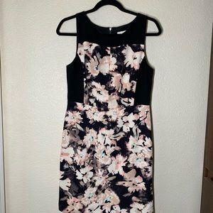 Floral Loft Sheath Dress